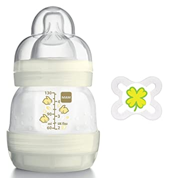 gratis MAM Start 0-2 Monate *ANGEBOT* MAM Anti Colic Flasche 130 ml