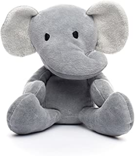 "product image for Bears For Humanity Elephant Stuffed Animal - Organic Elephant is a Non-Toxic, 12"" PlushToy"