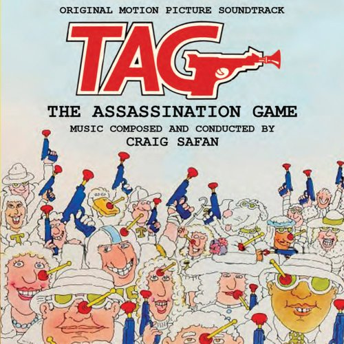 TAG: THE ASSASSINATION GAME - Original Soundtrack Recording - Original Tags