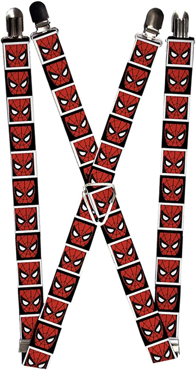 Officially Licensed Marvel Spider-Man Red Boys/' Silk Bow Tie
