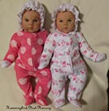 Perfect fit for reborn dolls