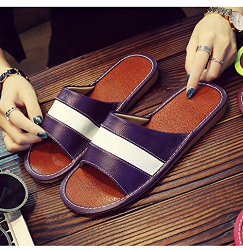 Chaussons TELLW Purple Women pour Femme 64qwqXSx