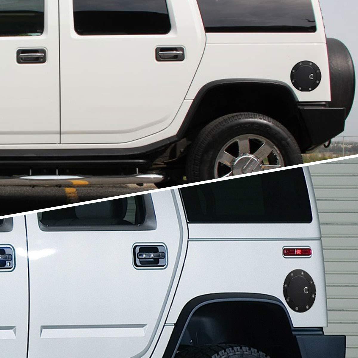 Genuine Mazda 0000-8R-H01C Fuel Filler Door