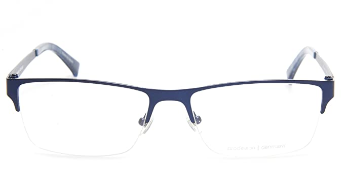 Amazon.com: NEW PRODESIGN DENMARK 1250 c.9131 NAVY EYEGLASSES FRAME ...