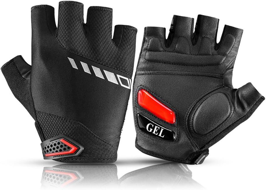 ROCKBROS Winter Full Finger Cycling Gloves SBR Shockproof Touchscreen Warm Glove