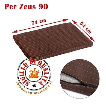 Colchón desenfundable Zeus Caseta Sprint 90: Amazon.es: Productos para mascotas