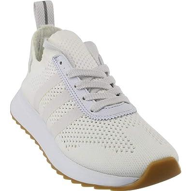 reputable site 30ad5 268a8 adidas Flashback Primeknit W GreenWhite