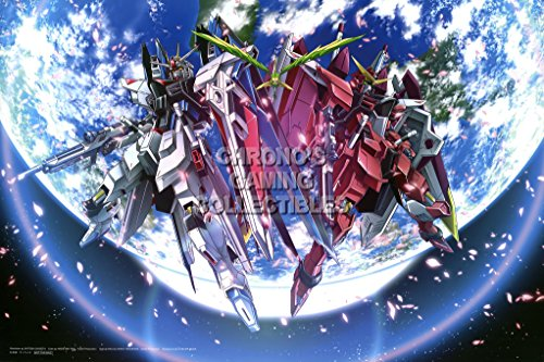CGC Huge Poster - Gundam Seed - Freedom and Justice - GUNS12 (24