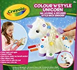 Crayola 93020 'Colour n Style' Unicorn Craft Kit