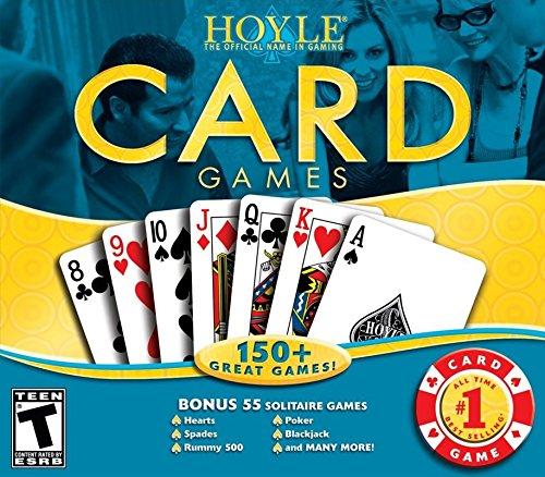 Hoyle Card Games (2008, DVD-Rom)