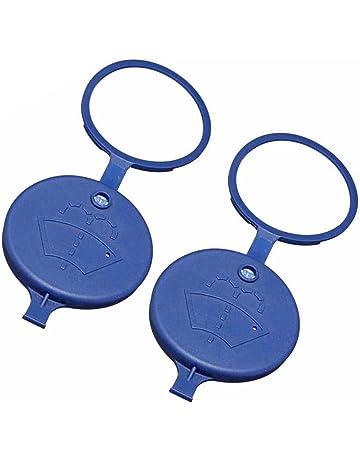 RUNGAO - Arandela para Parabrisas (2 Unidades), Color Azul
