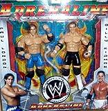 PAUL LONDON & BILLY KIDMAN - WWE Wrestling Adrenaline Series 11 Figure 2Pack by Jakks by Jakks Pacific