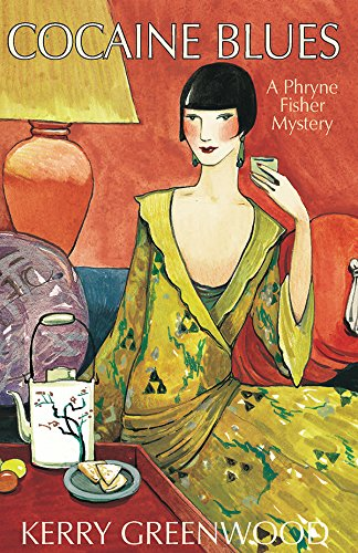 Cocaine Blues (Phryne Fisher Mysteries) pdf epub