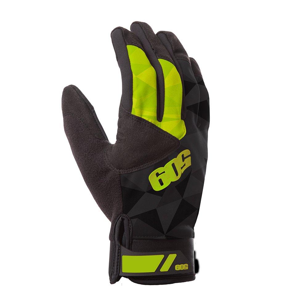 509 Factor手袋( 2018 ) X-Large グリーン 509-GLOFAL-18-XL ライムグリーン X-Large X-Largeライムグリーン B072NXNCD4