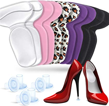 Shoe Pads High Heel Pads Shoes Too Big Heel Cushion Inserts Grips Liners for for