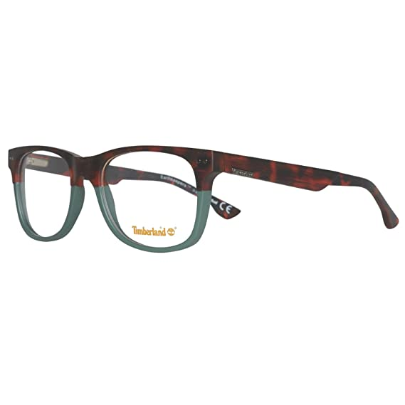a5223b57e9ed35 Timberland Brille TB132654049, Lunettes de Soleil Homme, Multicolore  (Mehrfarbig), 54