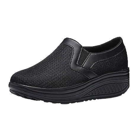 Mujer Zapatos casual estilo urbano,❤ Sonnena Zapatos respirables de la moda de las