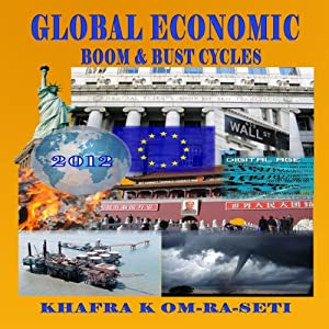 Global Economic Boom and Bust Cycles Audiobook