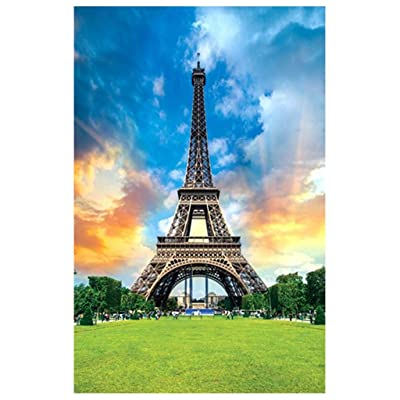 WAFamily Puzzle 1000 Piece Jigsaw Puzzle for Adults or Kids Families Game for Explore Creativity and Problem Solving Landscape Patte Puzzles Toy Wandbild (G): Health & Personal Care