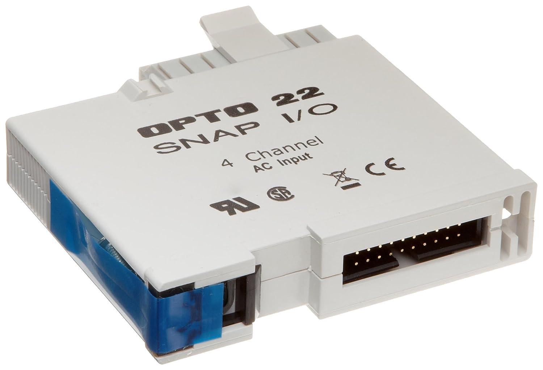 Opto 22 SNAP-IAC5A Discrete Input Module 4-Channel 180-280 VAC//VDC Input SNAP Digital