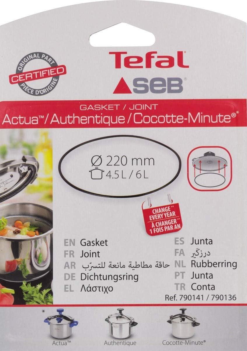 Tefal 792350 ça 220 mm pour Clipso Autocuiseur