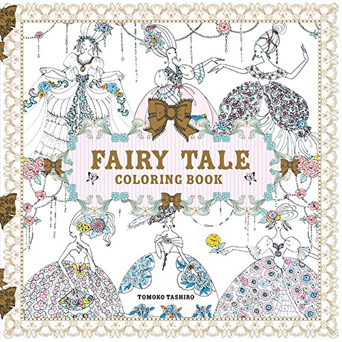Fairy Tale Coloring Book