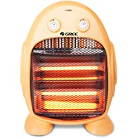 ALUA- Portable Heater – Infrared Heater Quartz Infrared Heater with 2 Heat Settings, Quiet and Light Radiant Space…