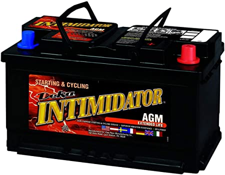 Deka 9A94R AGM Intimidator Battery