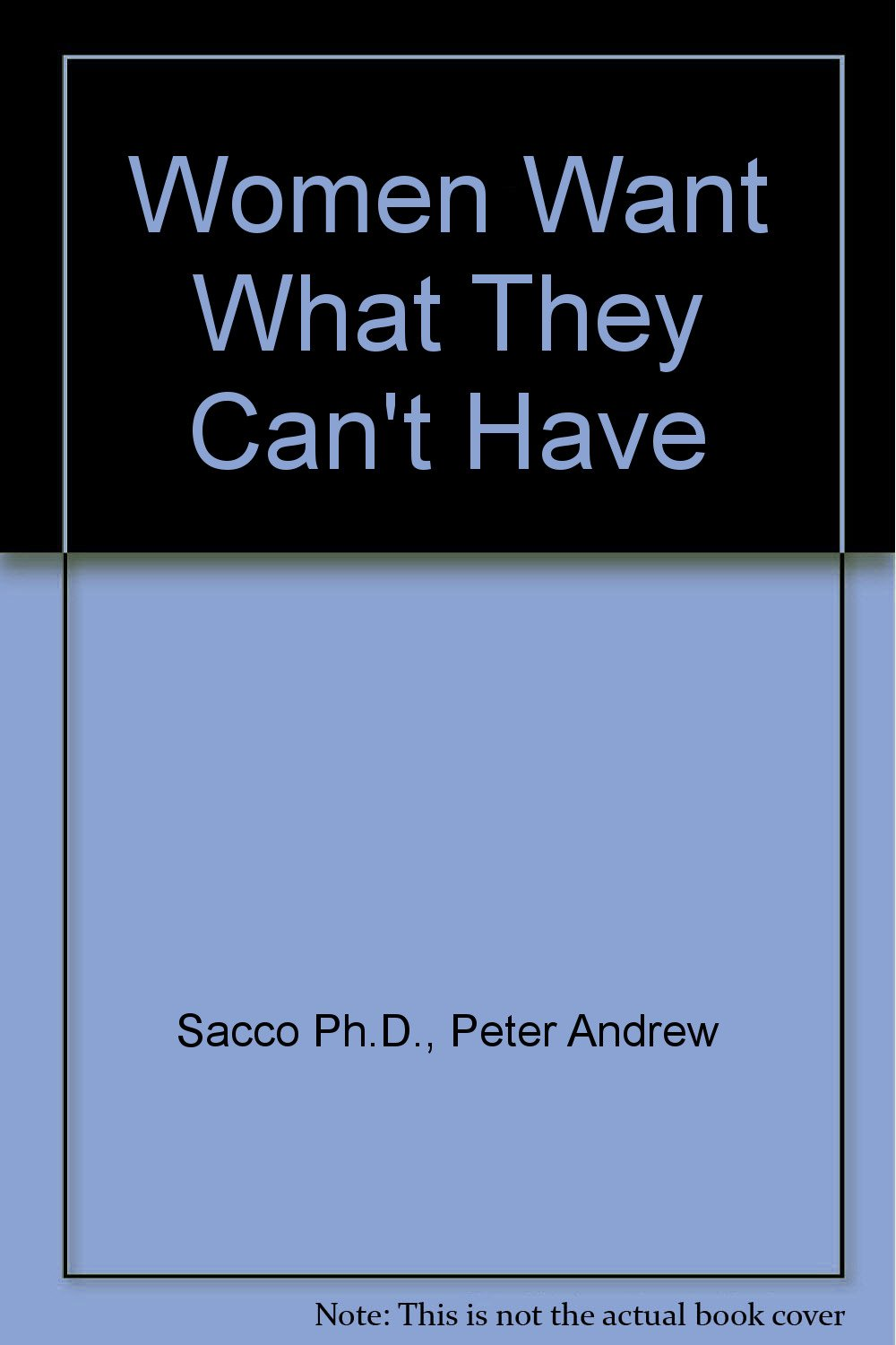 Download Women Want What They Can't Have pdf epub