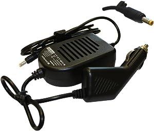 Power4Laptops DC Adapter Laptop Car Charger Compatible with HP Pavilion DV9628NR, HP Pavilion DV9630EF, HP Pavilion DV9631EF, HP Pavilion DV9631EM, HP Pavilion DV9634CA