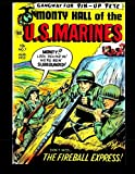 Monty Hall of the U.S. Marines #7: Golden Age War Comic 1952