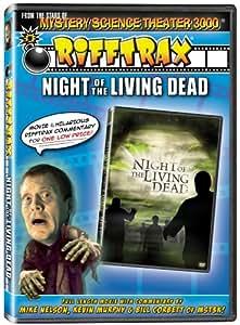 RIFFTRAX: NIGHT OF THE LIVING DEAD - DVD
