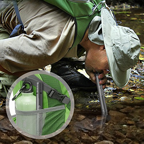 Enkeeo-Portable-Camping-Water-Filter-Pen-with-3-Stage-Filtration-System-for-Hiking-Backpacking-Traveling-Emergency-Survival-BPA-Free-FDA-Approved-Filter-to-01-Micron-Up-to-1500L