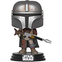 Funko Fgr-POP Star Wars, Mandalorian, The Mandalorian Figürü