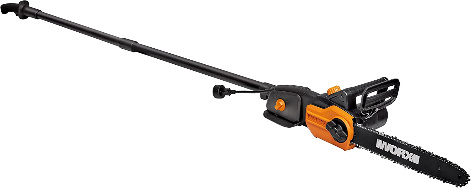 WORX WG309 2-in-1 Electric Pole Saw & Chainsaw