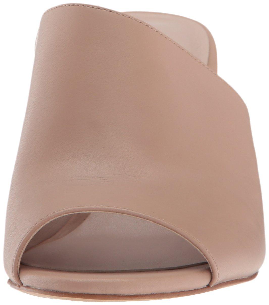 Nine West B079P7KHQ4 Women's Janissah Slide Sandal B079P7KHQ4 West 10.5 B(M) US|Light Natural Leather 233989