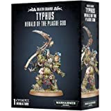 Warhammer 40k Death Guard Typhus, Herald of The Plague God
