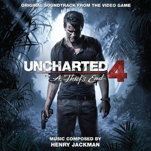 CD : Soundtrack Uncharted 4 - A Thief's End