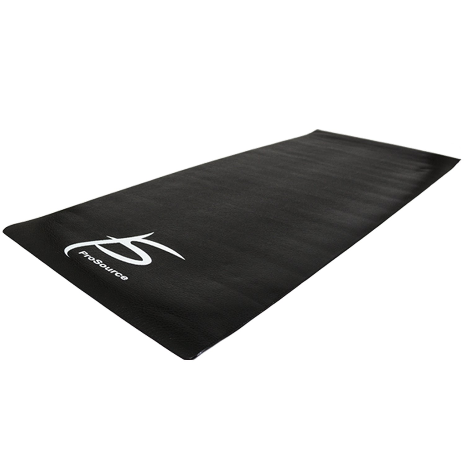 ProSource Fit Exercise Equipment & Treadmill Mat High Density PVC Floor Protector, 3 x 6.5-feet