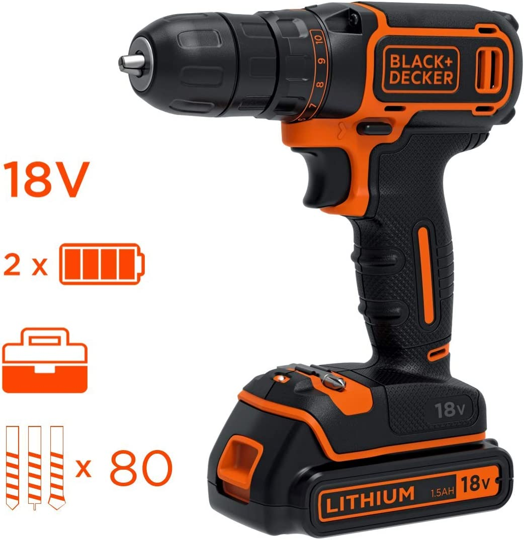 Comparatif Perceuse Visseuse Black Decker Guide Complet