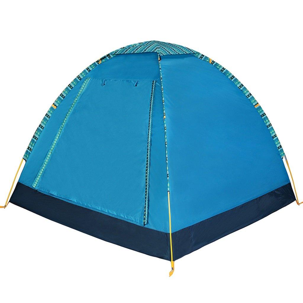 Lovely Zelt Im Freien, Wasserdichtes Kuppelzelt, Fiberglasrahmen, 150D Oxford-Tuch