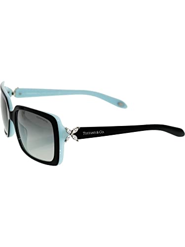 15a9990201 Amazon.com  TIFFANY   CO. Victoria TF 4047B - 80553C Rectangular ...