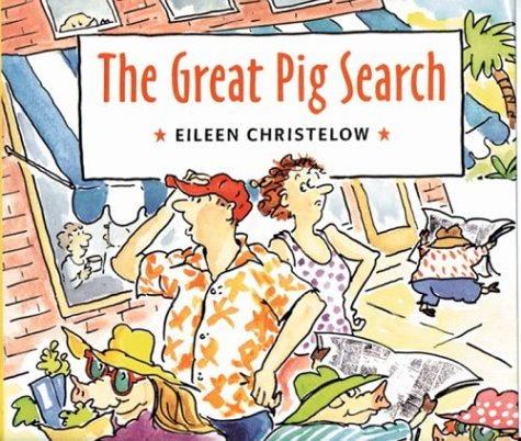 The Great Pig Search ebook