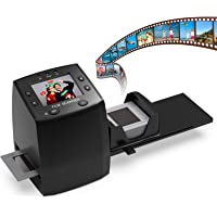 DIGITNOW! 135 Film Negative Scanner High Resolution Slide Viewer,Convert 35mm Film &Slide to Digital JPEG Save into SD…