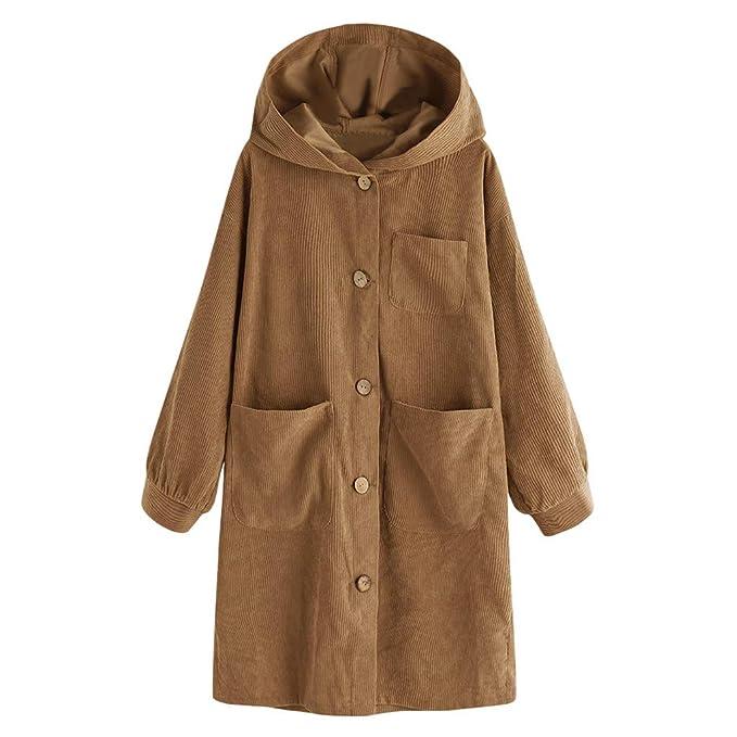 Dtuta Manteau Hiver Long Femme Capuche Top Manches Longues Capuche Coupe  Slim Manteau Chaud  Amazon.fr  Vêtements et accessoires 52a07b839c6b