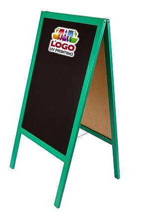 Pavement Board - Pizarra de madera con texto en inglés