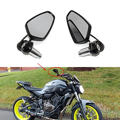 Yamaha Motorcycle Mirrors - 6