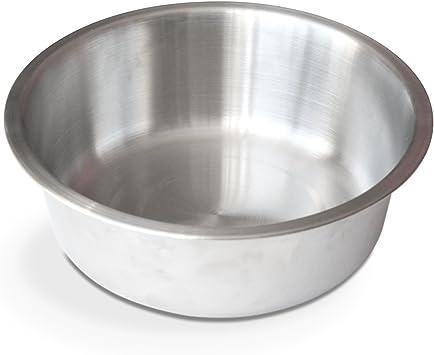 PetFusion Elevated Pet Feeder en Premium con Acero Inoxidable de Grado de Alimentos de los Estados Unidos de Aluminio Anodizado Cuencos