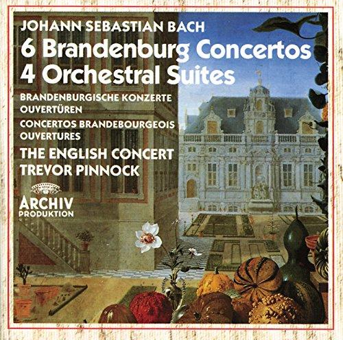 (J.S. Bach: Brandenburg Concerto No.3 In G Major, BWV 1048 - 1. (Allegro) )