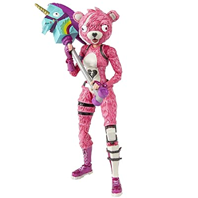 Fortnite Cuddle Team Leader Premium Action Figure ( 12 years and up ): Toys & Games